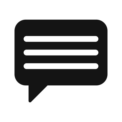 Vector Typing Icon