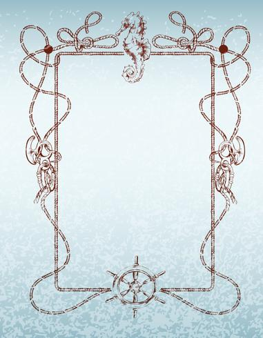 Cadre de corde à voile