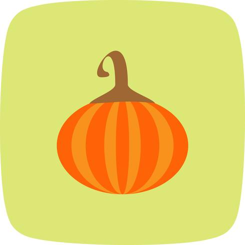 Vector Pumpkin Icon