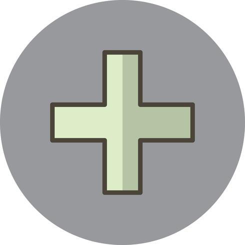 Plus Vector Icon