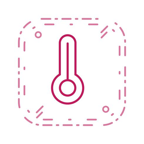 Temperature Vector Icon