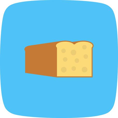 Vektor-Brot-Symbol
