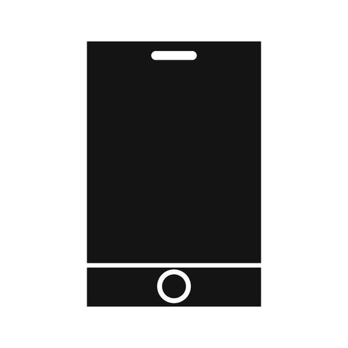 Vector icono de dispositivo inteligente