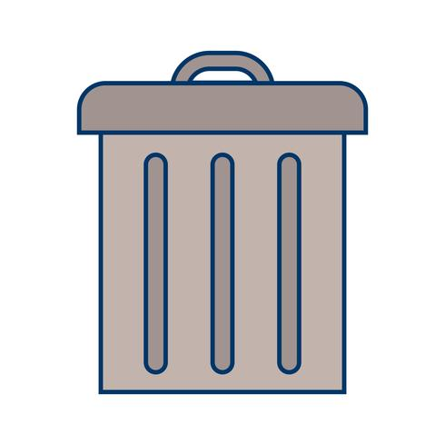 Vector Trash Icon