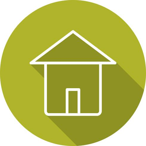 Vector Home Icon