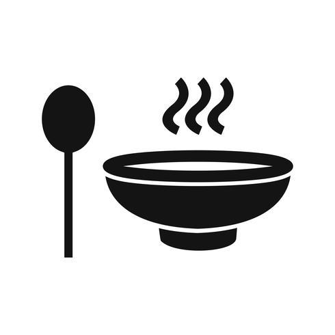 Vector Soup Icon