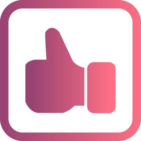Like Vector Icon