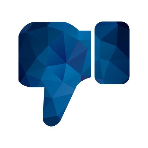 Een hekel aan Vector Icon