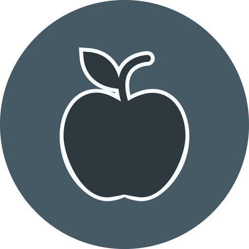 Vektor-Apple-Symbol