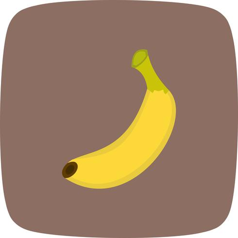 Ícone de banana vector