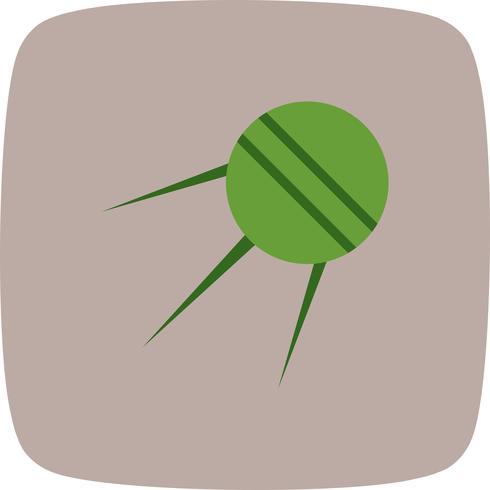 Sputnik Vector Icon