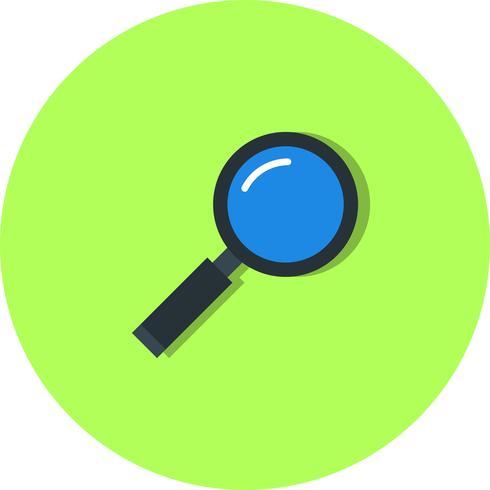 Ícone do vetor de pesquisa