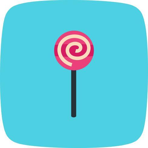 Vektor Lollipop Ikon