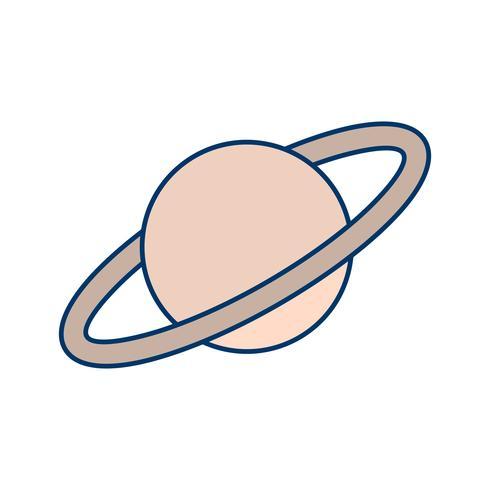satrun vector pictogram
