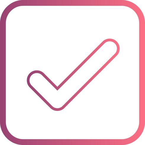 Vink Vector Icon