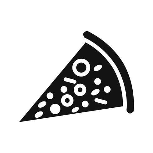 Vector pizzapictogram