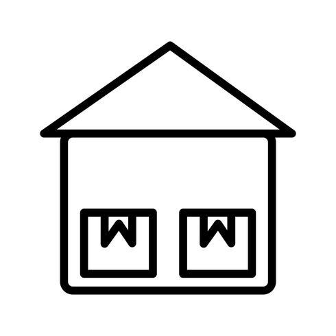vector opslageenheid pictogram