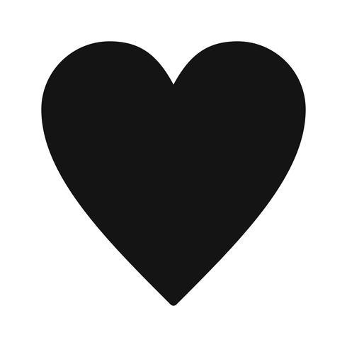 Vector favoriete pictogram