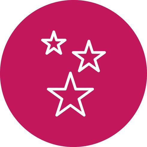Sterren Vector Icon