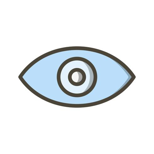 Vector weergave pictogram