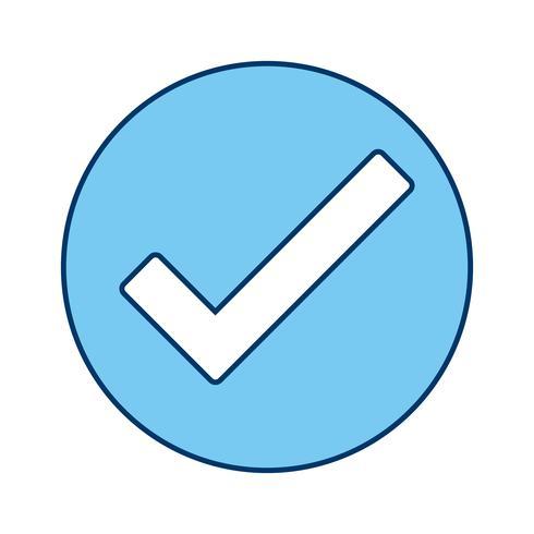 Vector Valid Icon