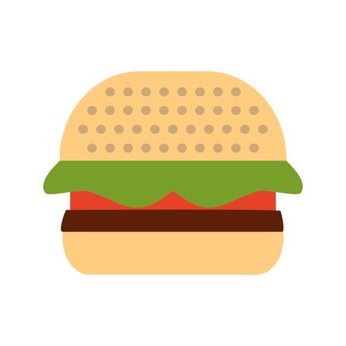 Vector Hamburger Icon