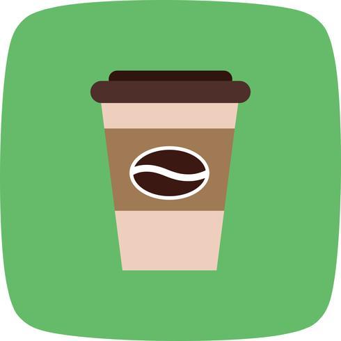 Vector koffie pictogram
