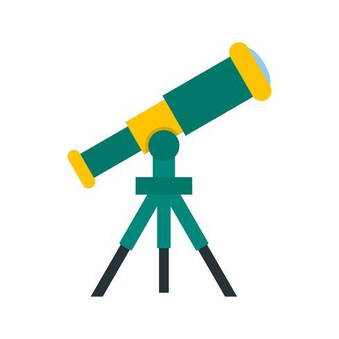 Teleskop Vector Icon
