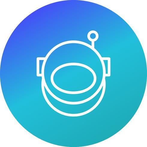 Astronout-Vektor-Symbol