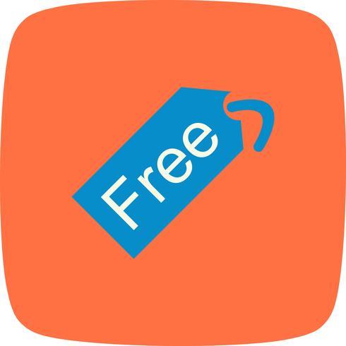Ícone de marca livre de vetor