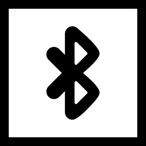 Icona Bluetooth vettoriale