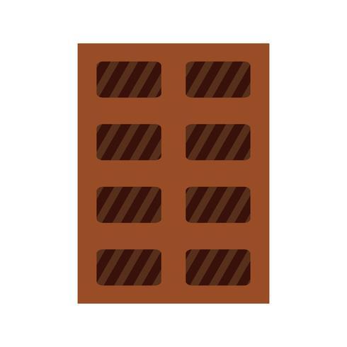 Vector snack pictogram