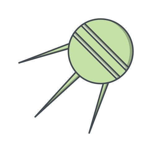 spoetnik vector pictogram