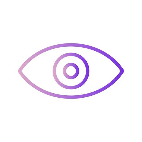 Vector View Icon