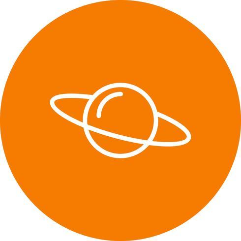 Satrun-Vektor-Symbol