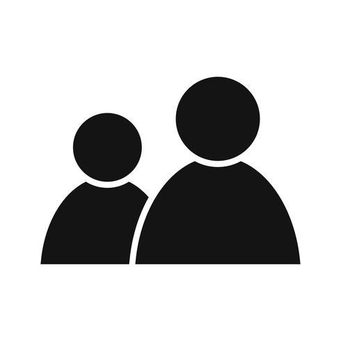 Vektor-Benutzer-Symbol
