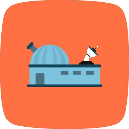 Observatoire Vector Icon