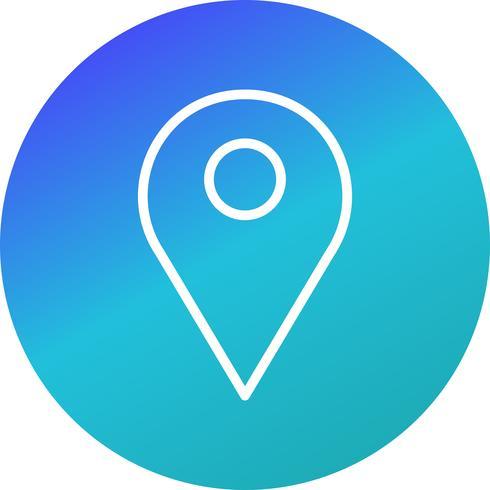 Vector Location Icon