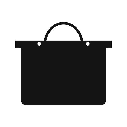Vector Shopping Bag Icon