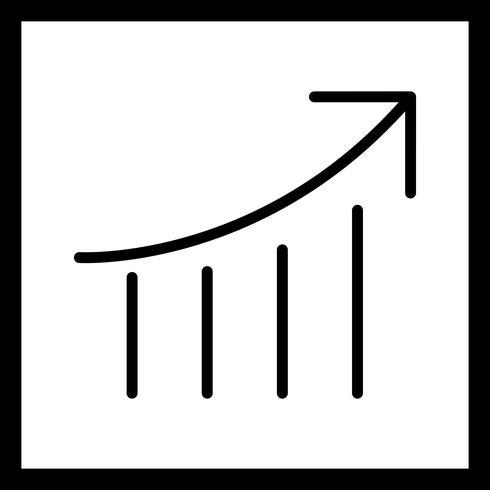 vektor seo prestanda ikon