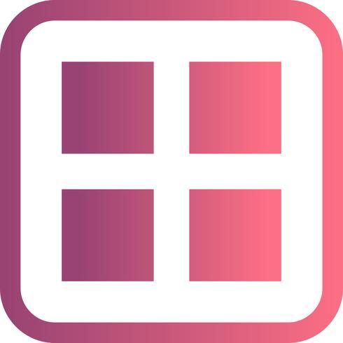 Apps Vector-pictogram vector