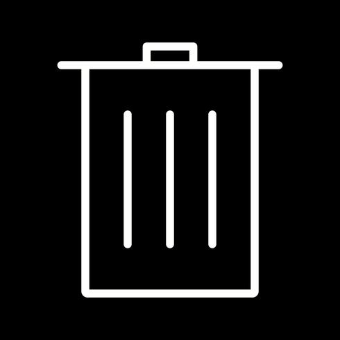 Delete Vector Icon