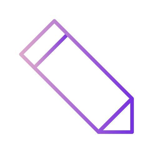 Vector bewerk pictogram