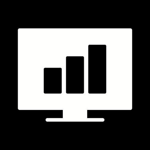 Vector Stats Icon