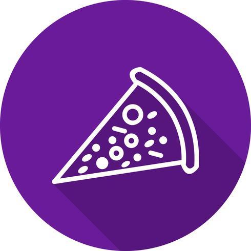 Vektor Pizza Ikon