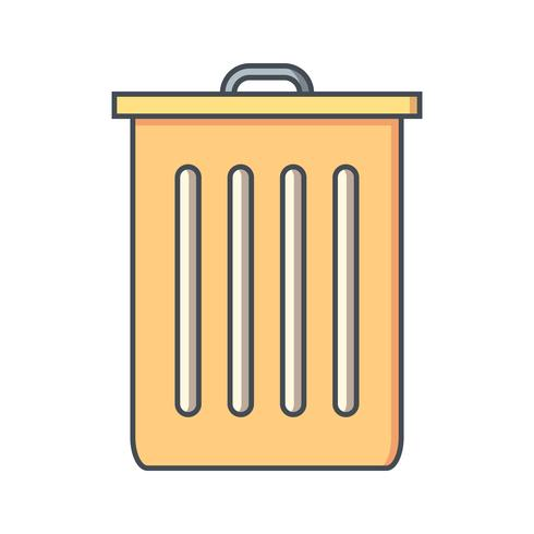 Vector Basket Icon