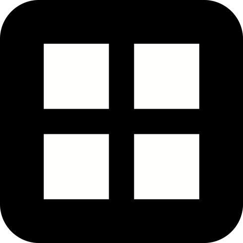 Apps Vector-pictogram