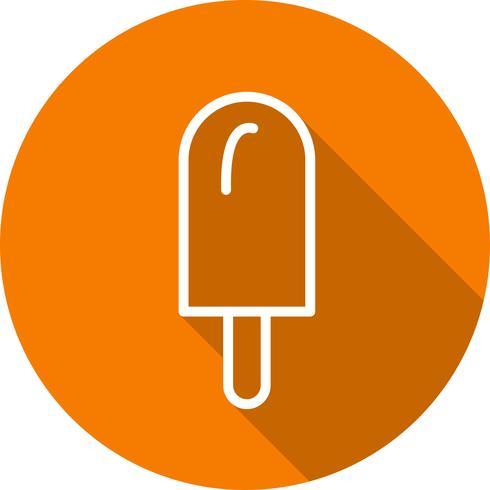 Icona del gelato vettoriale
