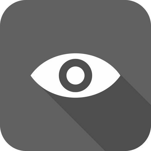 Icona di vista vettoriale