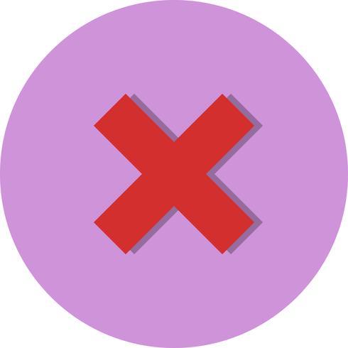 Cancel Vector Icon